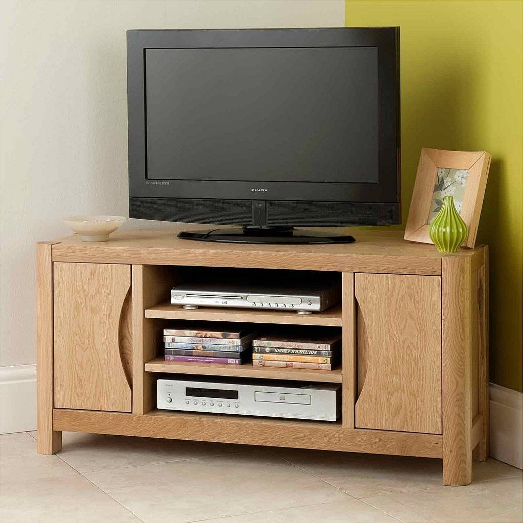 Inspiration about Vale Furnishers Carlson Corner Tv Unit For Corner Sideboard Units (#8 of 15)