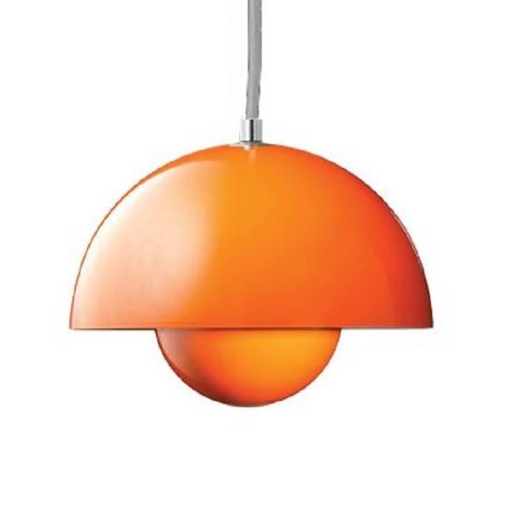 Inspiration about Verner Panton Pendant Light. Flower Pot Vp1. Design Pendant Light. Pertaining To Most Recent Verner Panton Pendant Lights (#3 of 15)