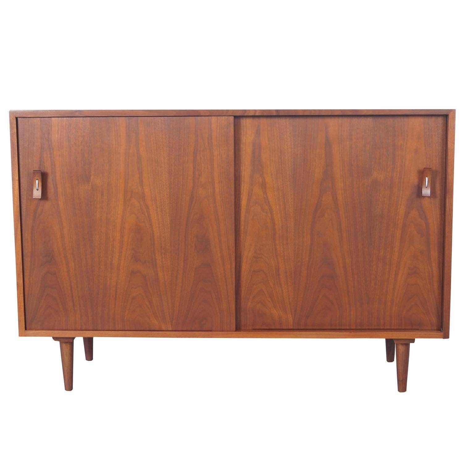 Inspiration about Vintage Walnut Sideboardstanley Young At 1Stdibs With Chinoiserie Sideboards (#15 of 15)