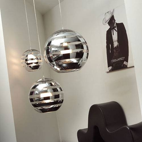 Viso Zebra Modern Pendant Lamp | Stardust In Most Recently Released Modern Pendant Lamps (#15 of 15)