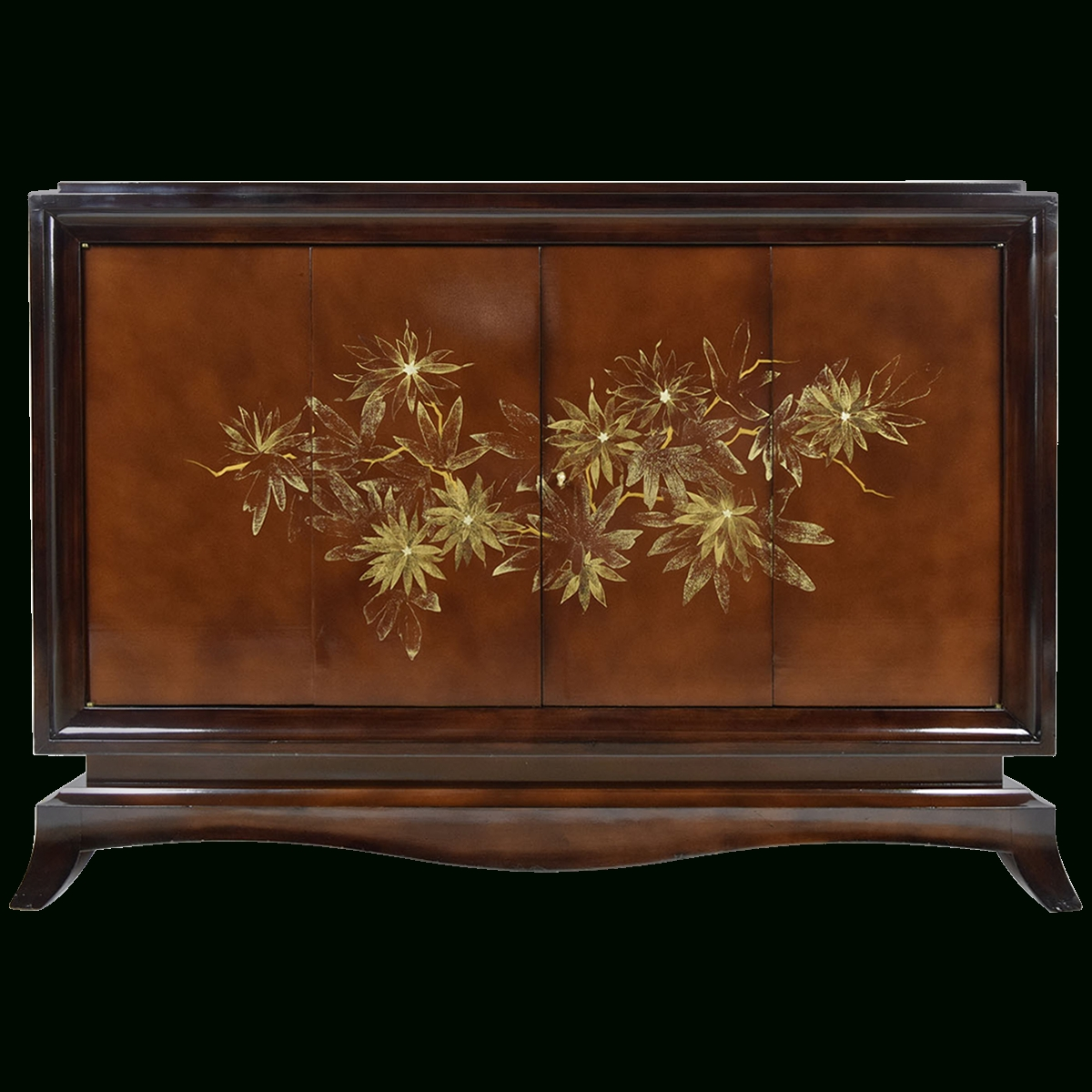 Inspiration about Viyet – Designer Furniture – Storage – Art Deco Chinoiserie With Regard To Chinoiserie Sideboards (#8 of 15)