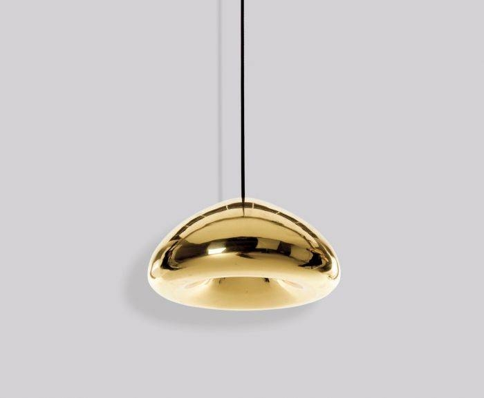 Void Brass Pendant | Pendant Lights | Tom Dixon Regarding Best And Newest Tom Dixon Brass Pendants (#14 of 15)