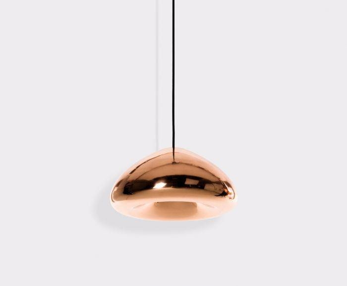 Inspiration about Void Copper Pendant | Pendant Lights | Tom Dixon With Most Popular Tom Dixon Void Pendants (#1 of 15)