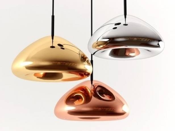 Inspiration about Void Pendant Light 3d Model | Tom Dixon For Most Recent Tom Dixon Void Pendants (#4 of 15)
