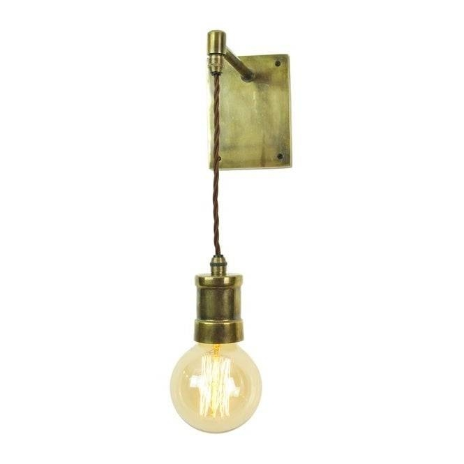 Wall Mounted Pendant Light Fitting, Contract Hospitality Lights Intended For Current Pendant Wall Lights (#12 of 15)