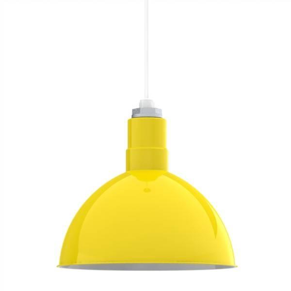 Popular Photo of Yellow Pendant Lights