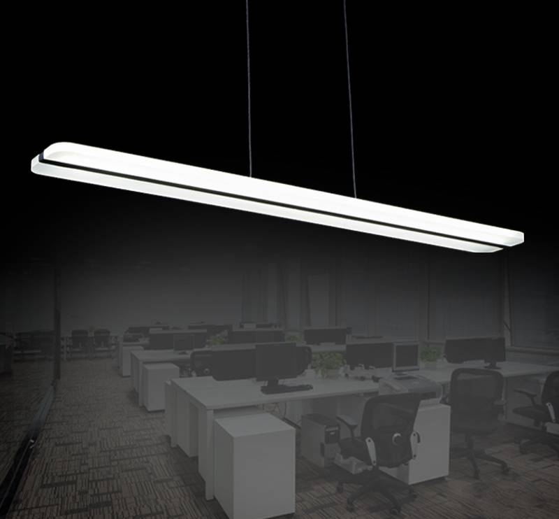 White Acrylic Led Pendant Lamp – Gd Traders | Wholesale Deal Regarding Most Popular Modern Led Pendant Lights (#15 of 15)