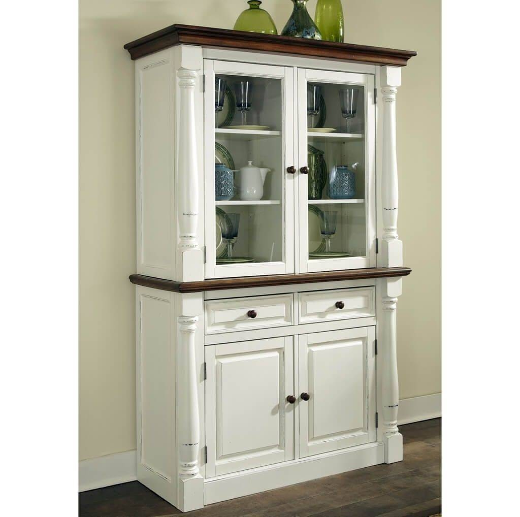 White Buffet Sideboard (View 7 of 15)