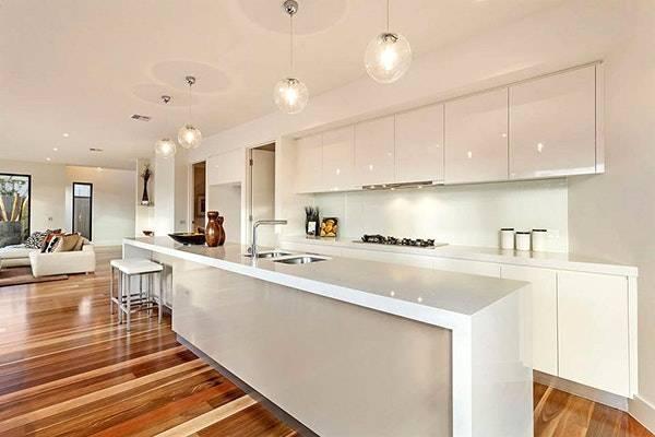 White Kitchen Pendant Lighting With 55 Beautiful Hanging Lights With Regard To 2017 Modern Kitchen Pendant Lighting (#15 of 15)
