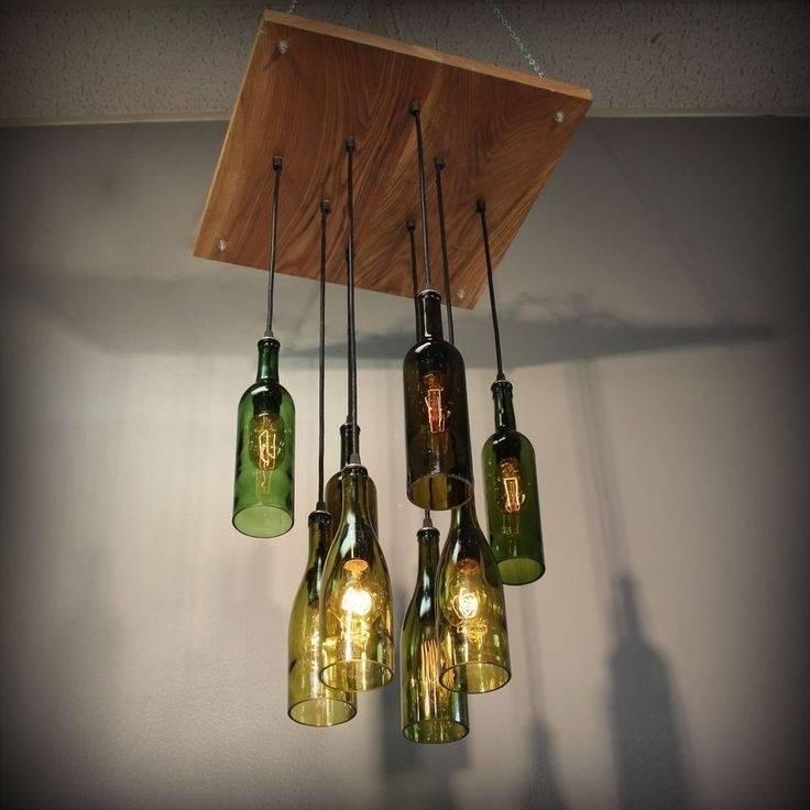 Wine Bottle Pendant Light Kit   Panels World Within Wine Bottle Pendant Light (View 9 of 15)
