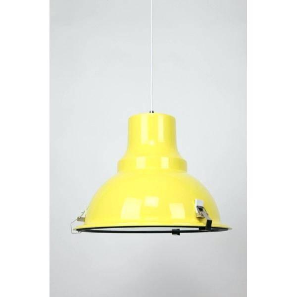 Yellow Pendant Lights 3 Light Modern Matte Gold Pendant With With Most Popular Yellow Pendant Lights (#14 of 15)