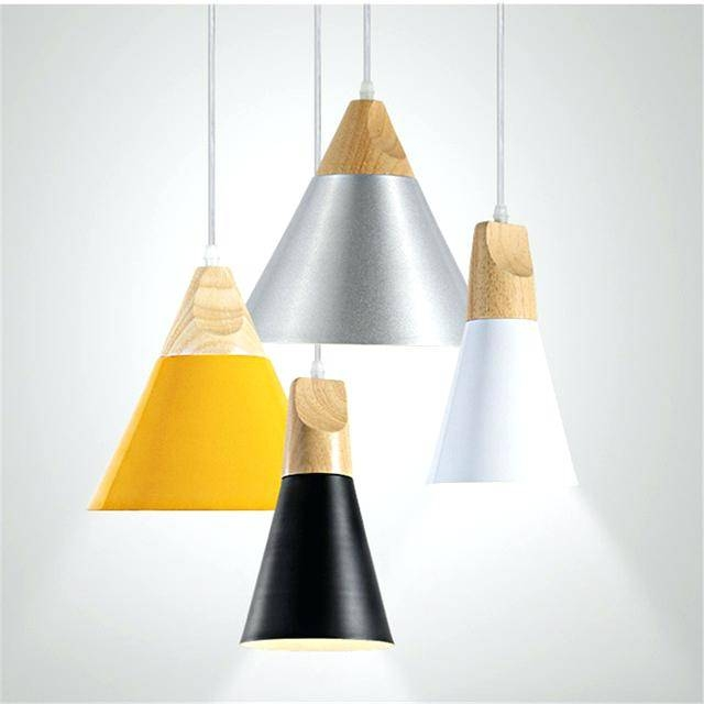 15 Ideas Of Yellow Pendant Lighting