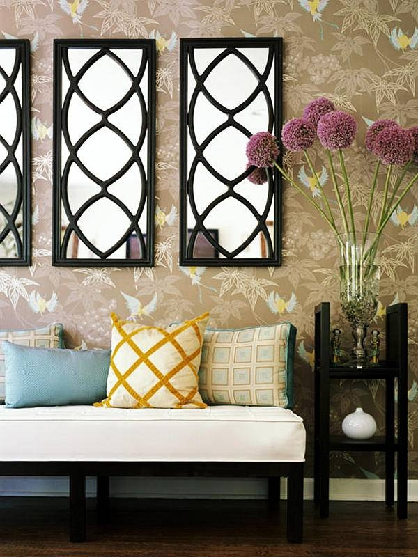 10 Decorative Mirrors For Living Room Cheap Wall Mirrors (#1 of 15)