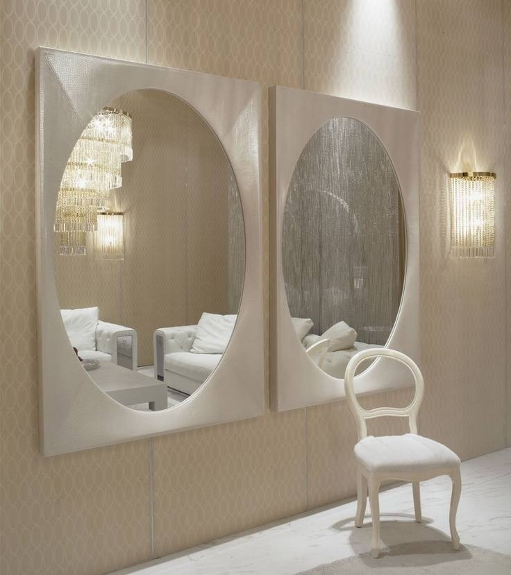 "Inspiration about 102 Best ""mirror"" Images On Pinterest Throughout High End Wall Mirrors (#1 of 15)"
