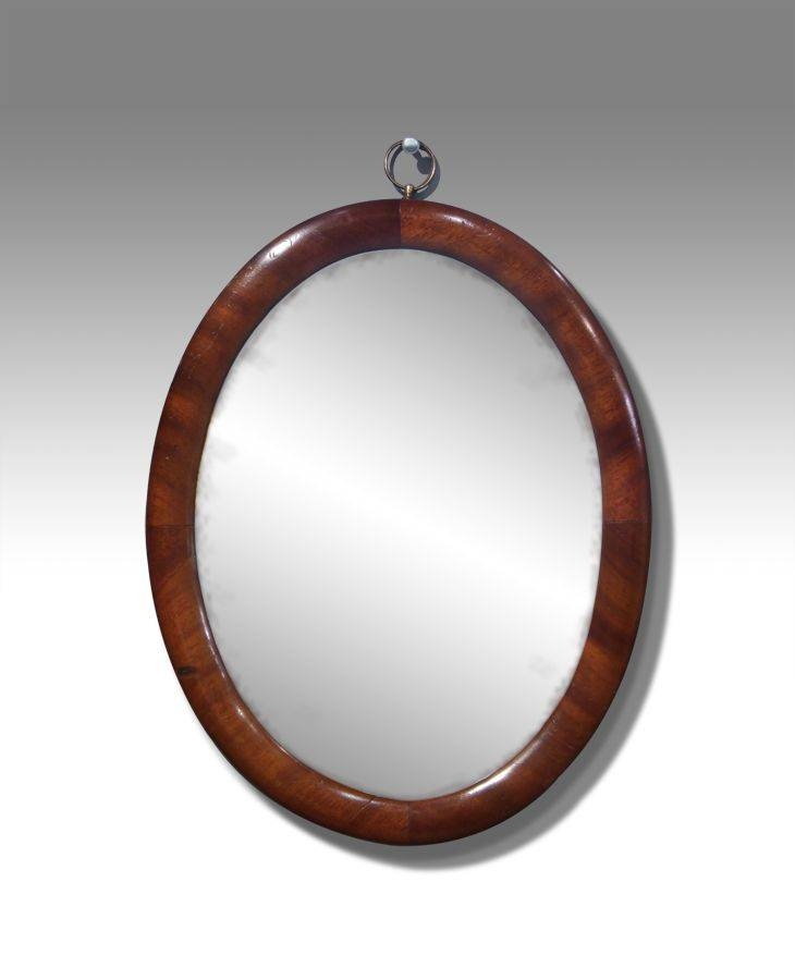 Inspiration about 11 Best Antique Mirrors Images On Pinterest | Antique Mirrors Throughout Small Oval Wall Mirrors (#1 of 15)