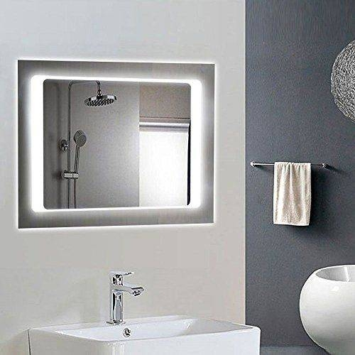 11 Best Lighted Vanity Mirrors Images On Pinterest Intended For Bathroom Lighted Vanity Mirrors (#1 of 15)