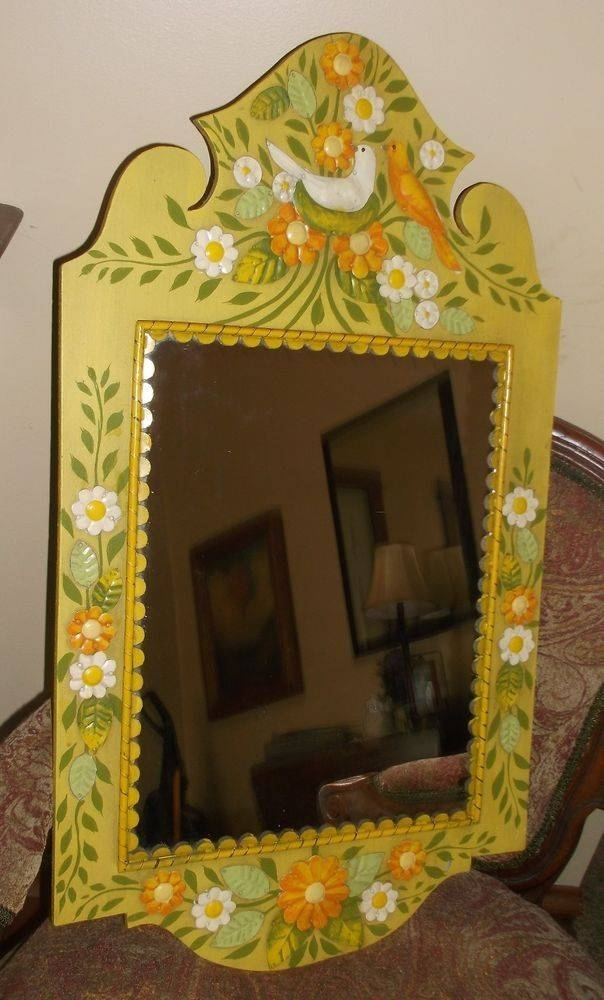 Inspiration about 1137 Best ~ Mexican Mirrors ~ Images On Pinterest | Mirrors, Tins For Mexican Wall Mirrors (#13 of 15)
