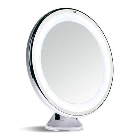 Inspiration about 12 Best Lighted Makeup Mirrors In 2017 – Makeup And Vanity Mirrors Regarding Lit Makeup Mirrors (#12 of 15)