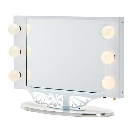 Inspiration about 12 Best Lighted Makeup Mirrors In 2017 – Makeup And Vanity Mirrors With Regard To Lit Makeup Mirrors (#1 of 15)