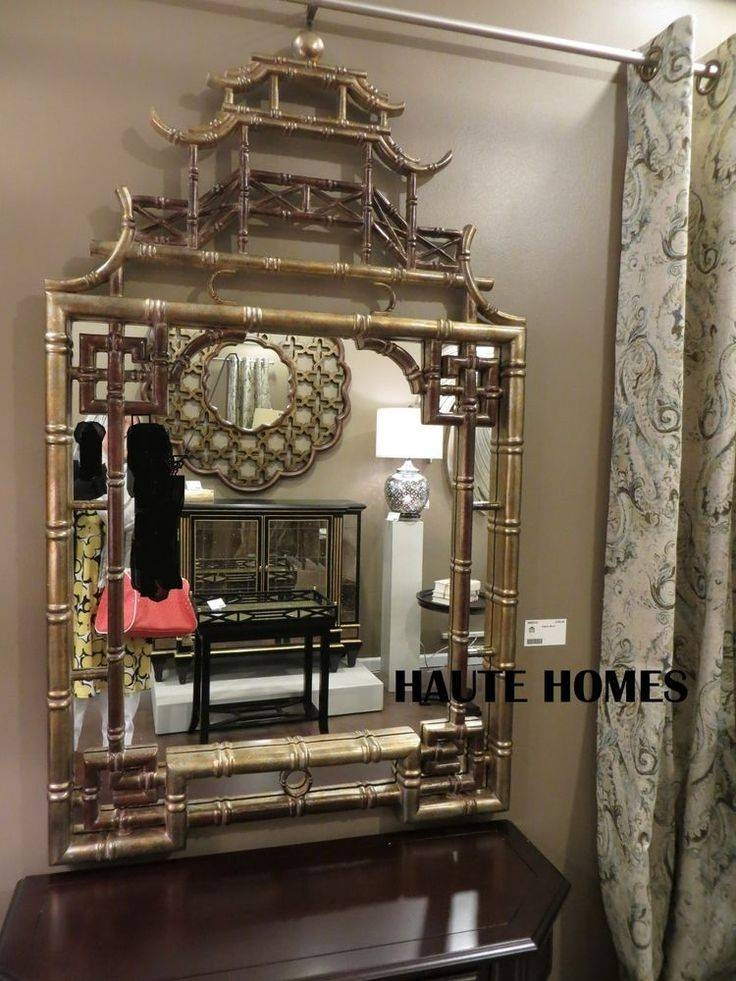 Inspiration about 121 Best Mirrors Images On Pinterest | Mirrors, Vanities And With Regard To Asian Wall Mirrors (#9 of 15)