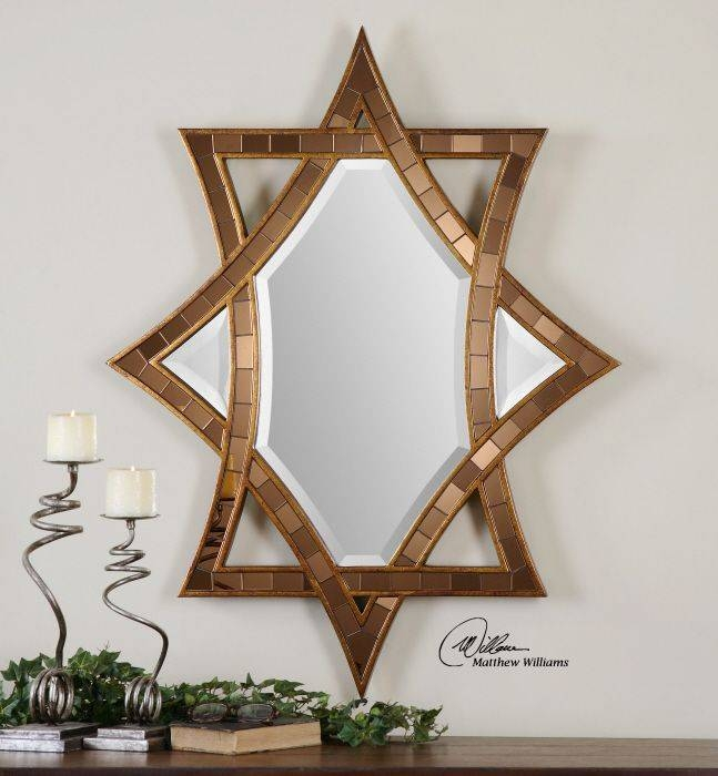 Inspiration about 132 Best Uttermost Mirrors Images On Pinterest | Uttermost Mirrors Regarding Small Diamond Shaped Mirrors (#12 of 15)