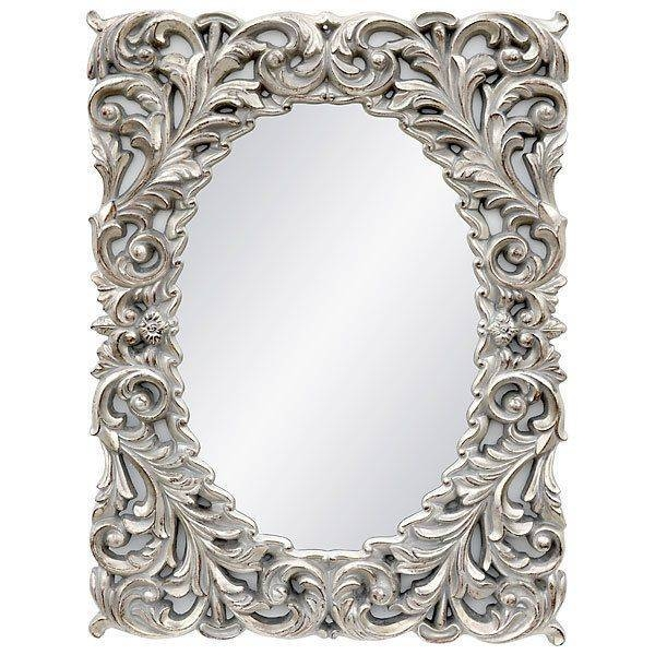 Inspiration about 1359 Best Mirror Mirror! On The Wall? Images On Pinterest | Mirror For Decorative Rectangular Wall Mirrors (#8 of 15)