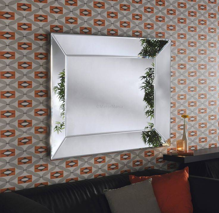 Viewing Photos Of Angled Wall Mirrors Showing 3 Of 15 Photos
