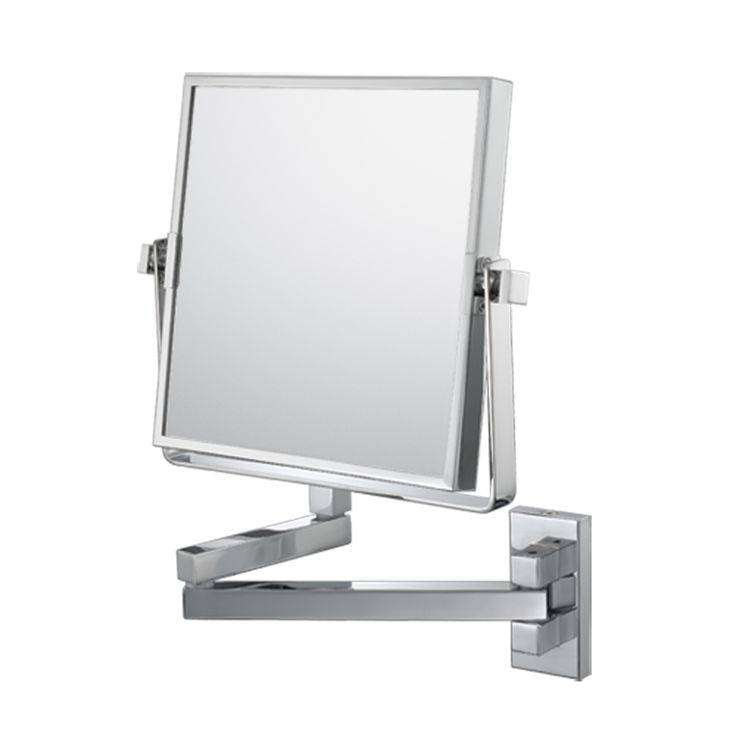 Inspiration about 14 Best Mirror Image – Non Lighted Wall Mounted Mirrors Images On In Extension Arm Wall Mirrors (#15 of 15)