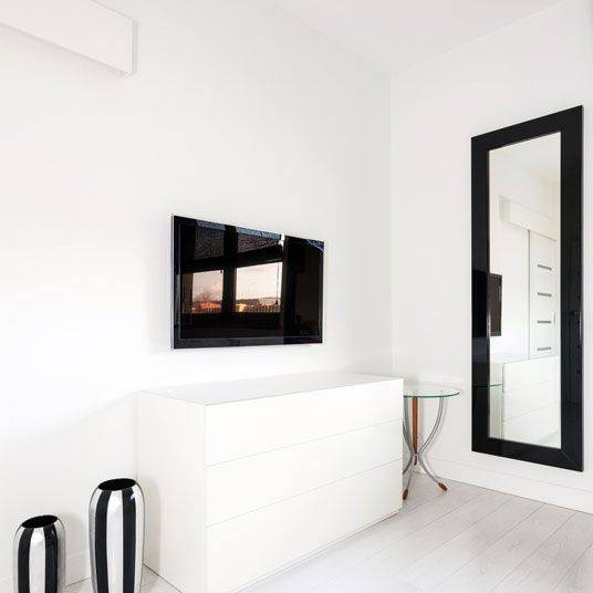 15 Best Black Frames For Mirrors Images On Pinterest | Black For Black Framed Wall Mirrors (#1 of 15)