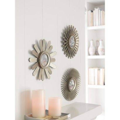 1567 Best Mirror Mirror On The Wall Images On Pinterest | Mirror In Decorative Wall Mirror Sets (#1 of 15)