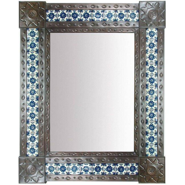 Inspiration about 17 Best Mexican Wall Mirrors – Metal, Wood & Tile Images On For Mexican Wall Mirrors (#3 of 15)