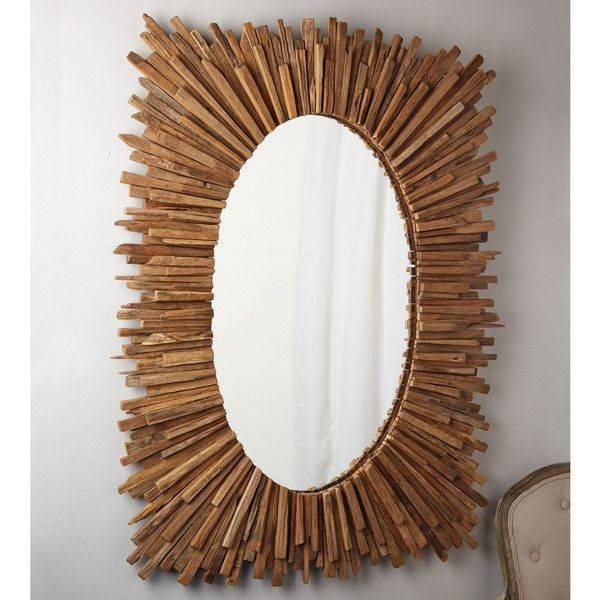Inspiration about 176 Best Mirrors Images On Pinterest | Mirrors, Wall Mirrors And With Regard To Soleil Wall Mirrors (#8 of 15)