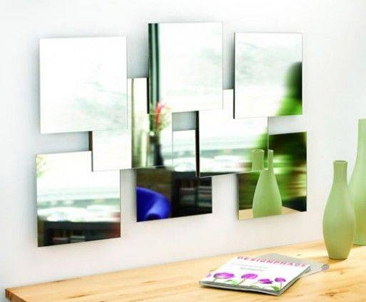 20 Best Home – Mirror Wall Panels Images On Pinterest | Mirrors Regarding Multi Panel Wall Mirrors (#1 of 15)