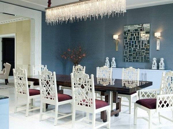 20 Lovely Dining Room With Stunning Mirrors | Home Design Lover Intended For Dining Mirrors (#1 of 15)