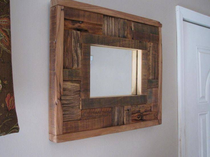 212 Best Mirrors Images On Pinterest | Framed Mirrors, Mirrors And Intended For Beech Wood Framed Mirrors (#3 of 15)
