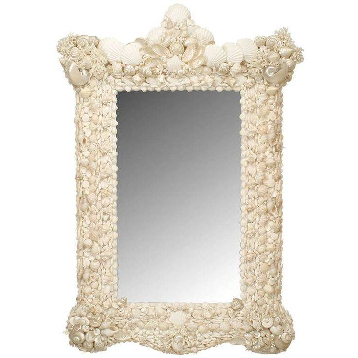 Inspiration about 225 Best Home Decor Wishlist Images On Pinterest | Mirror Walls In Seashell Wall Mirrors (#12 of 15)