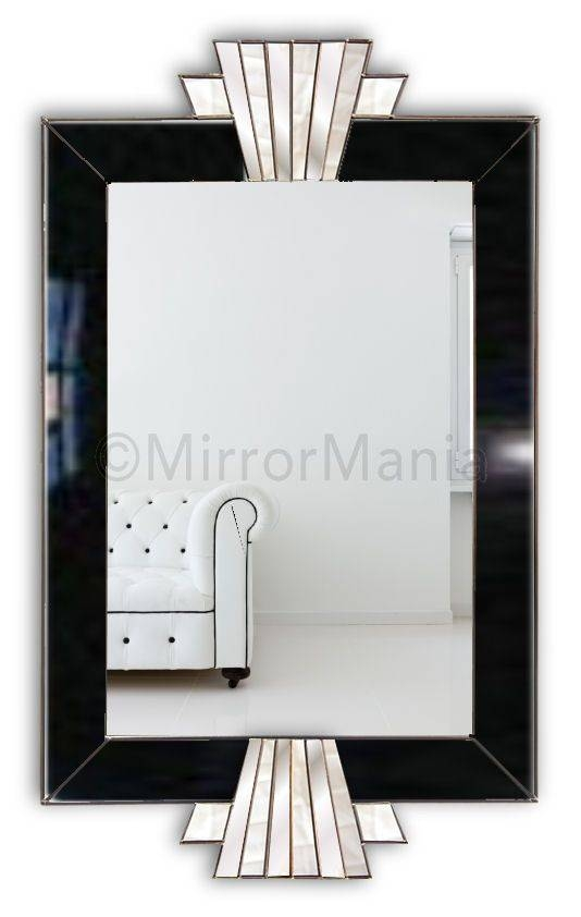 225 Best Rectangle Mirrors Images On Pinterest | Mirror Mirror For Deco Wall Mirrors (#1 of 15)