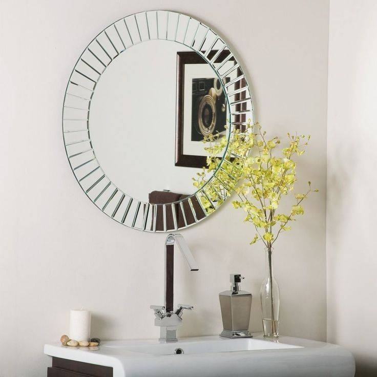 Inspiration about 23 Best Mirrors Images On Pinterest | Beautiful Mirrors In Frameless Beveled Wall Mirrors (#12 of 15)