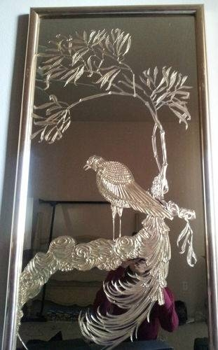 Popular Photo of Etched Wall Mirrors