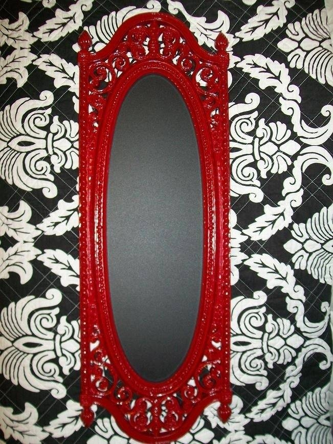 Inspiration about 24 Best Decorative Frames Images On Pinterest | Decorative Frames Within Red Framed Wall Mirrors (#11 of 15)