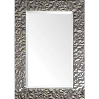 24 X 36 – Mirrors – Wall Decor – The Home Depot In Framed Wall Mirrors (#2 of 15)