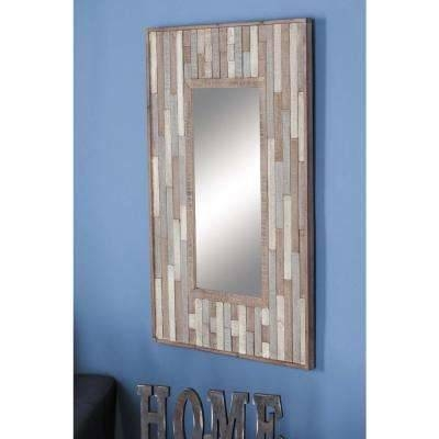 24 X 36 – Mirrors – Wall Decor – The Home Depot Throughout Wall Mirrors 24 X (View 6 of 15)