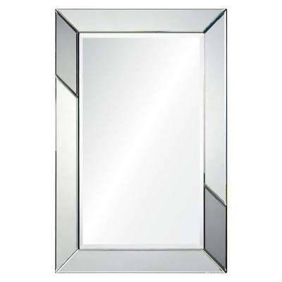Inspiration about 24 X 36 – Mirrors – Wall Decor – The Home Depot With Wall Mirrors 24 X 36 (#1 of 15)