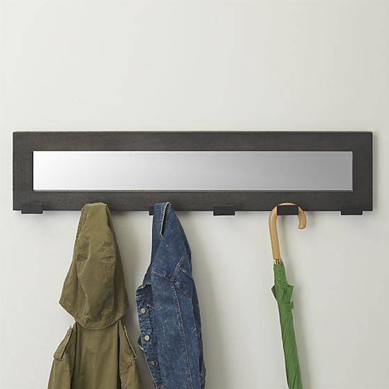 Inspiration about 245 Best Hanger Images On Pinterest | Product Design, Coat Racks With Regard To Coat Rack Wall Mirrors (#8 of 15)