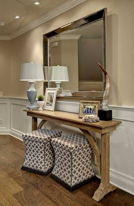 Inspiration about 25 Best Home: Entryway Images On Pinterest | Entryway, Metal Walls Pertaining To Entryway Wall Mirrors (#11 of 15)