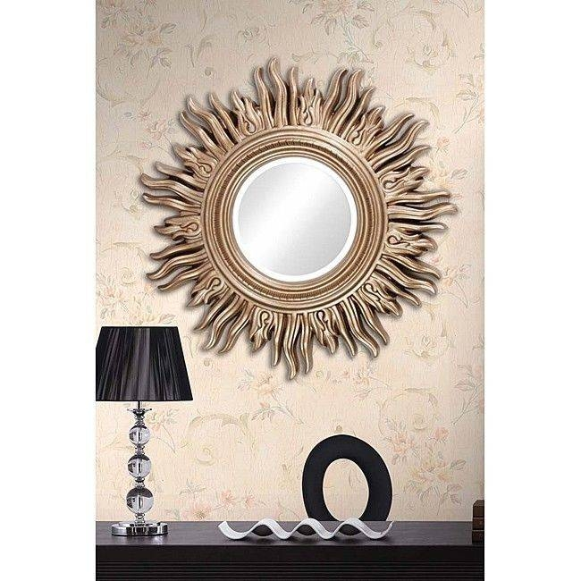 25 Best Mirrors Images On Pinterest | Mirrors, Acme Furniture And For Sun Wall Mirrors (#1 of 15)