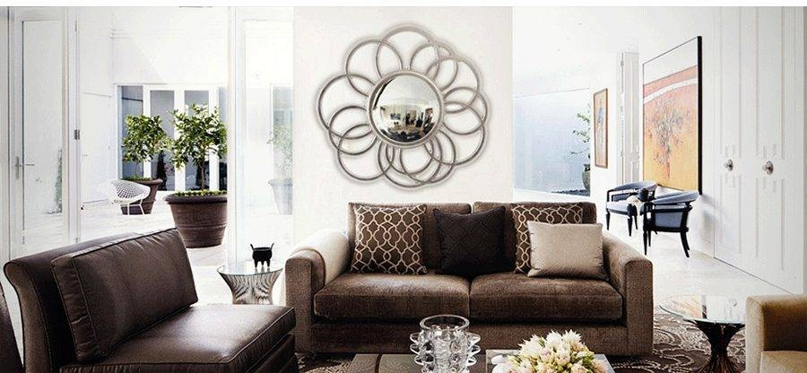 Inspiration about 25 Stunning Wall Mirrors Décor Ideas For Your Home Intended For Stunning Wall Mirrors (#13 of 15)