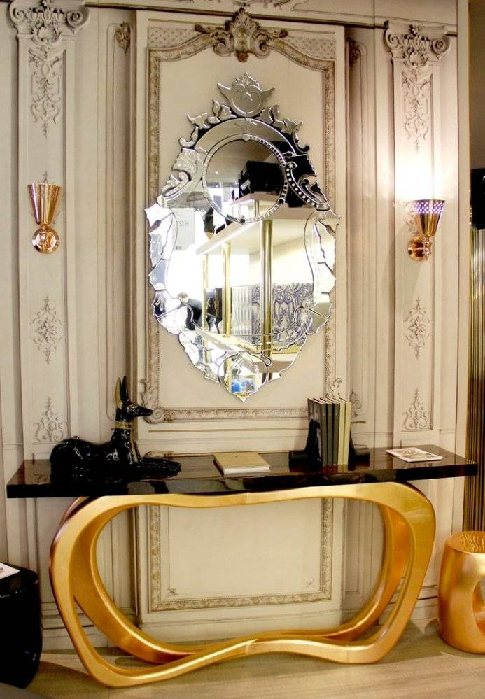 Inspiration about 25 Stunning Wall Mirrors Décor Ideas For Your Home Regarding Stunning Wall Mirrors (#6 of 15)