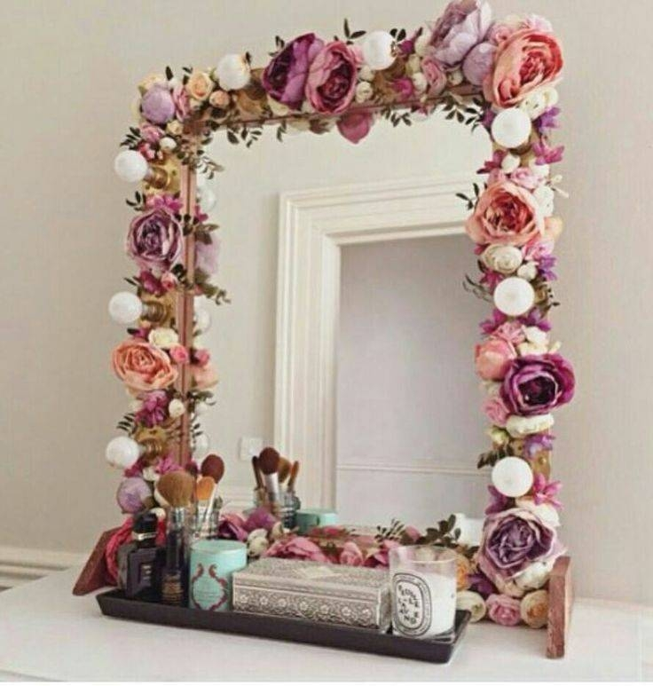 Inspiration about 25+ Unique Diy Mirror Ideas On Pinterest | Spare Bedroom Ideas Inside Diy Wall Mirrors (#15 of 15)
