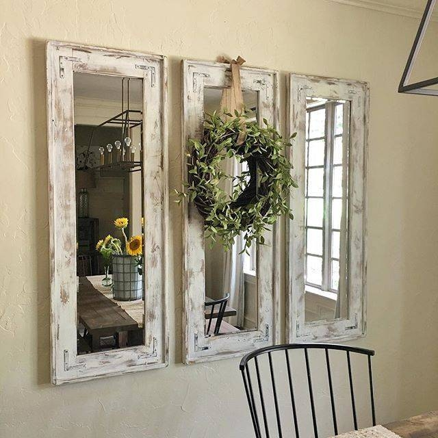 Inspiration about 25+ Unique Diy Mirror Ideas On Pinterest | Spare Bedroom Ideas Pertaining To Diy Large Wall Mirror (#11 of 15)